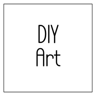 DIY Art for Kids & Adults