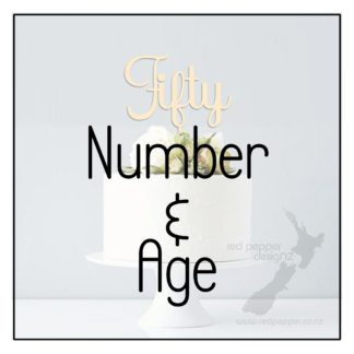 Number/age